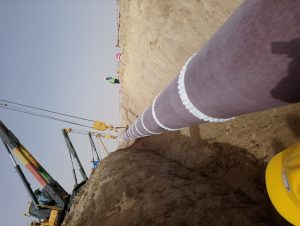gas pipeline in india